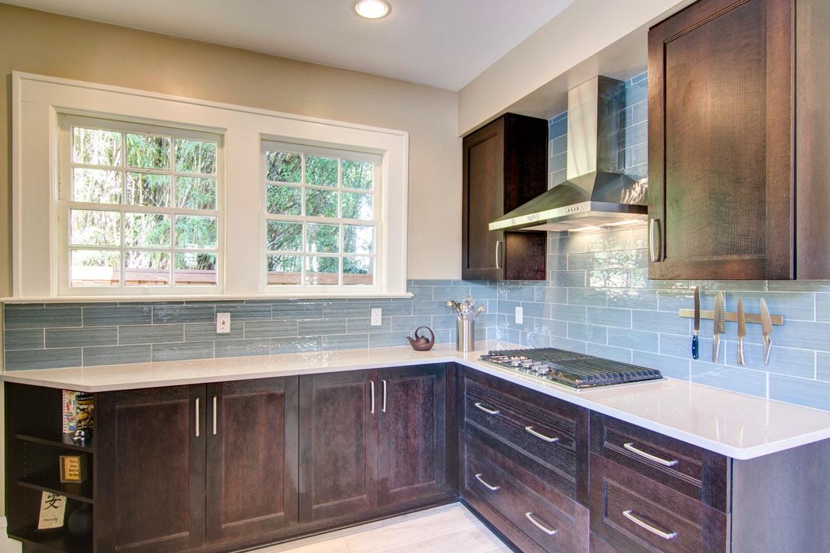 Belvedere Modern Kitchen Remodel